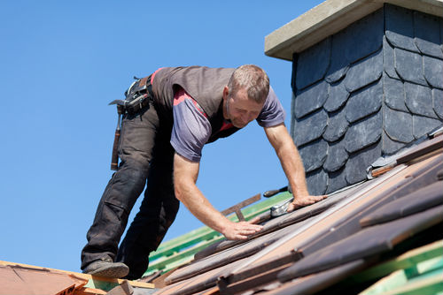roof repair Purcellville